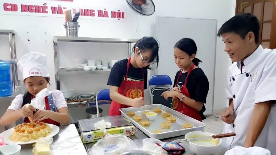 trường học nấu ăn